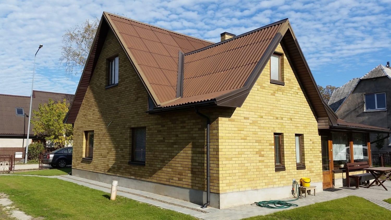 Gyvenamųjų namų atnaujinimo ( modernizacijos ) projektų rengimas