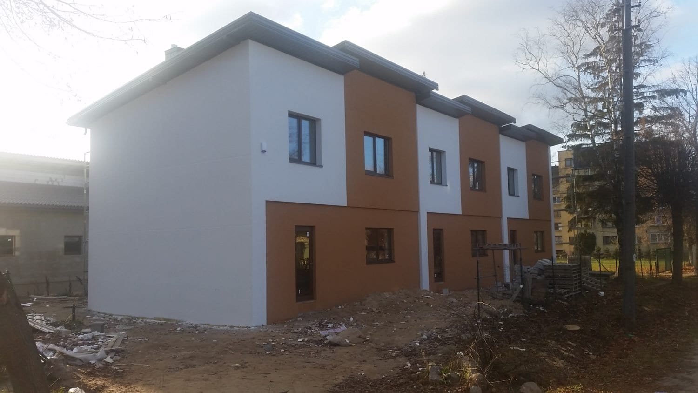 Sublokuotų vienbučių gyvenamųjų namų projektavimas