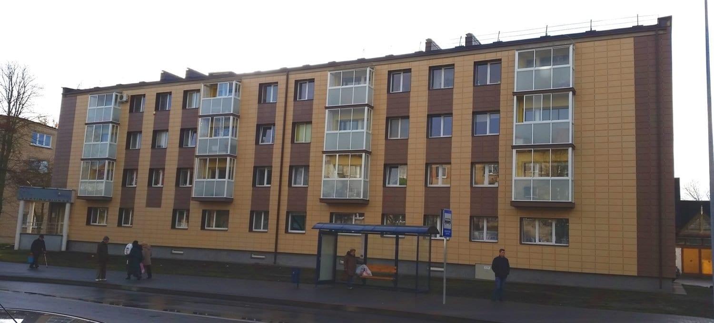 Daugiabučių gyvenamųjų namų modernizacijos projektų rengimas