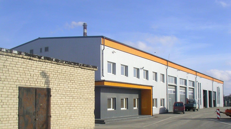 Administracinių pastatų projektavimas