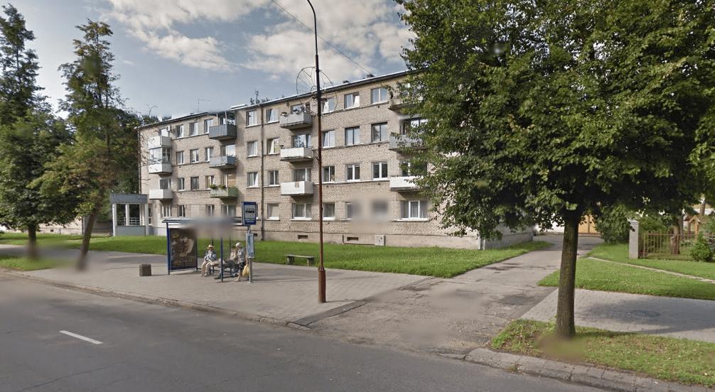 Daugiabučio gyvenamojo namo modernizavimas iki renovacijos
