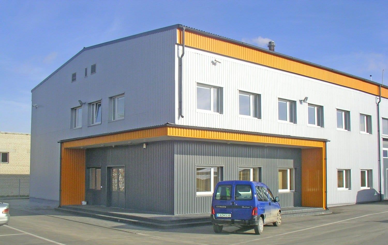 Administracinio pastato techninis projektas