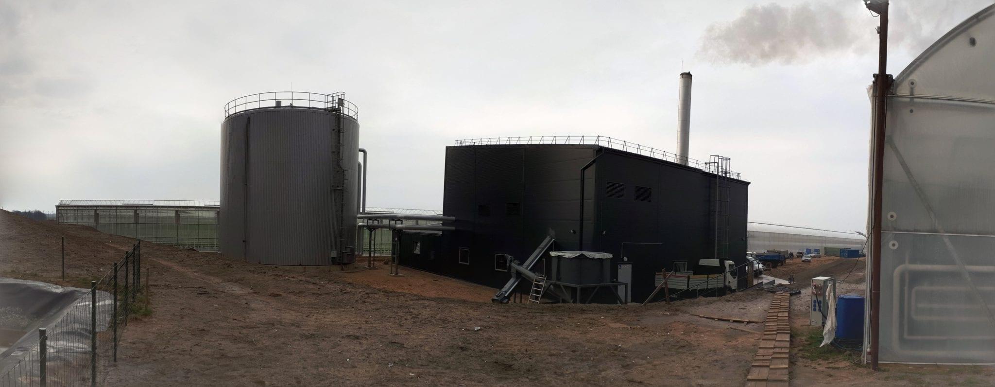 6 MW katilinė Anykščiuose