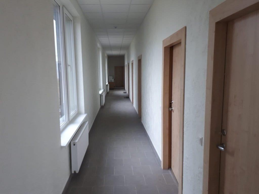 Administracinės paskirties pastato projektas Anykščiuose