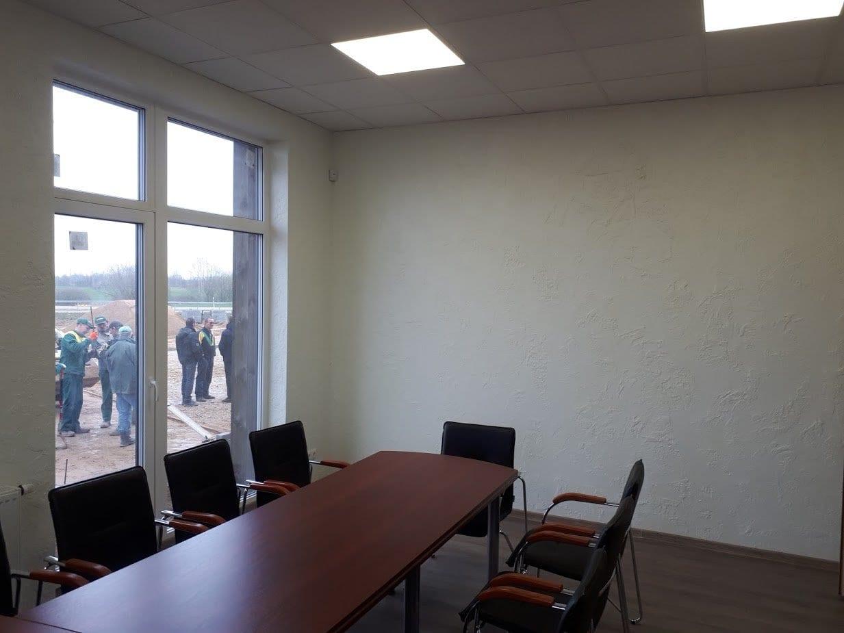 Administracinės paskirties pastatas Anykščiuose