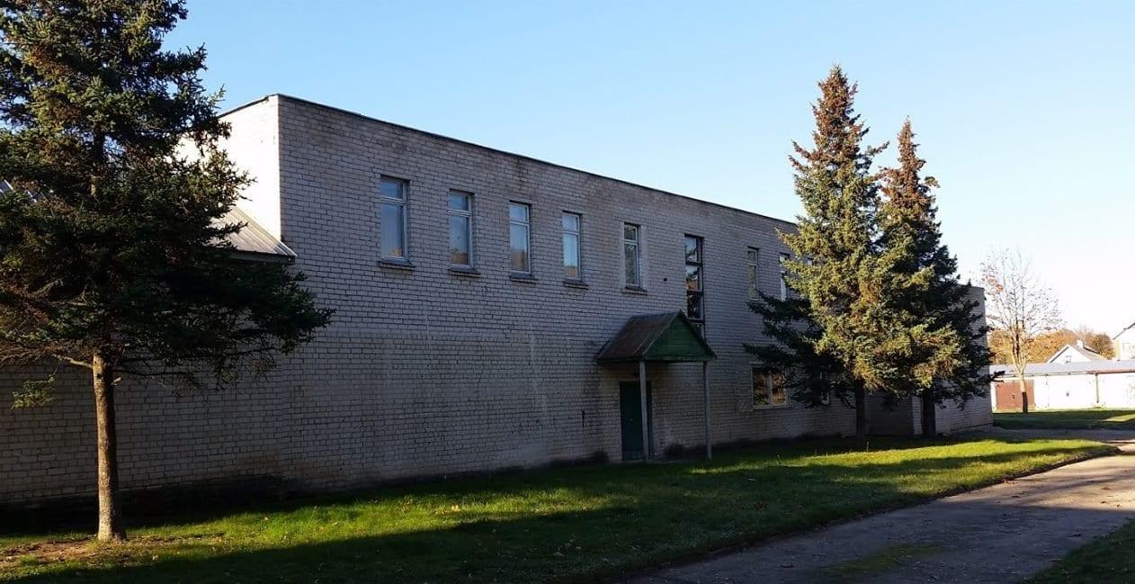 Administracinio pastato atnaujimo projektas