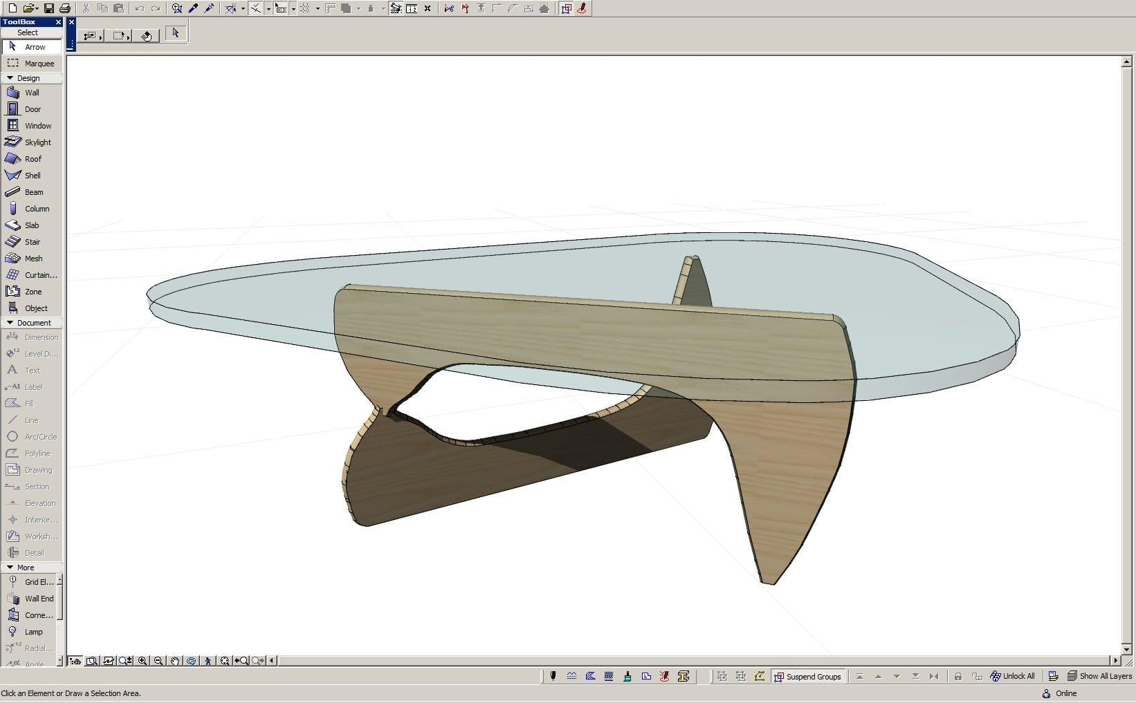 objektų modeliavimas